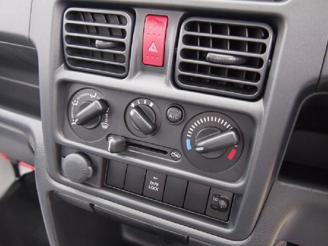 4WDミノリ 届出済未使用車 4WD 5速マニュアル(12枚目)