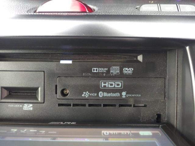 グランツ フリップDモニタ12セグHDDナビ横後カメラ両AドアHID(20枚目)