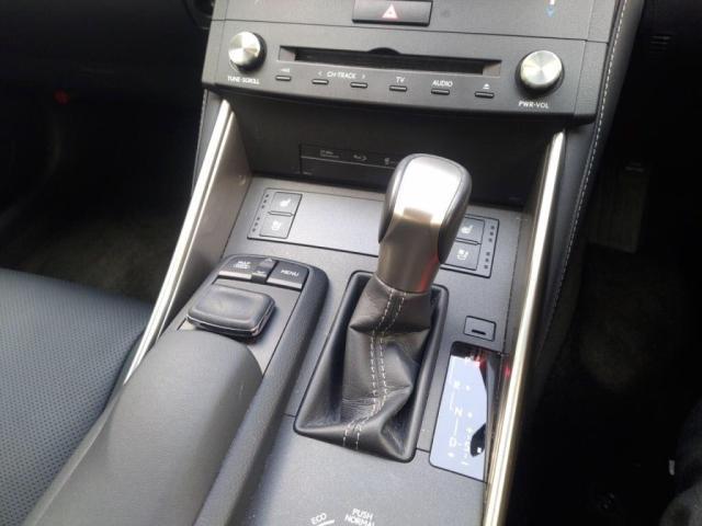 IS300h バージョンL 本革S12セグMナビBカメラLEDライト衝突軽減Bキーフリー(15枚目)
