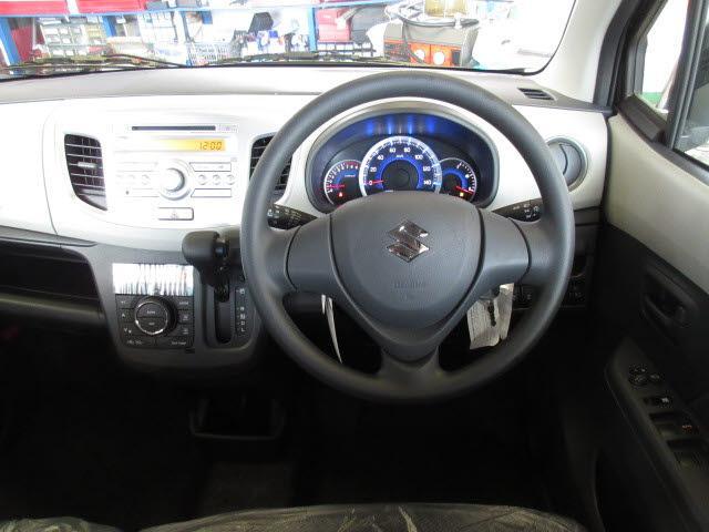 スズキ ワゴンR FX 登録済み未使用車 レーザーブレーキ付き キーレス
