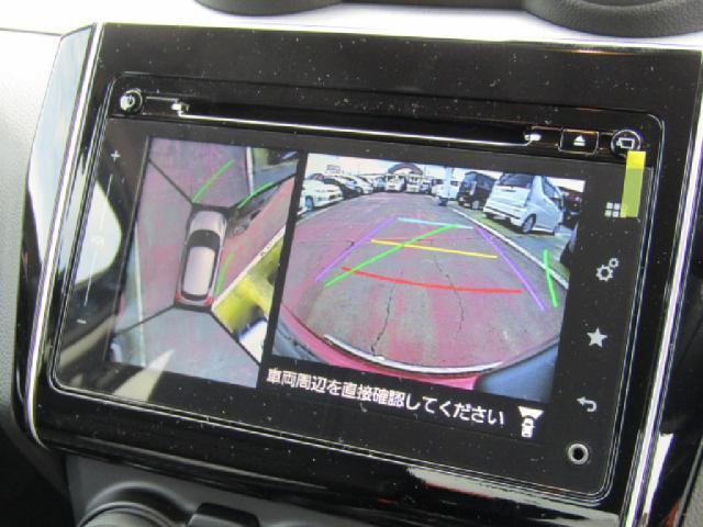スズキ スイフト RS 登録済未使用車 全方位カメラ LEDヘッドライト 衝突
