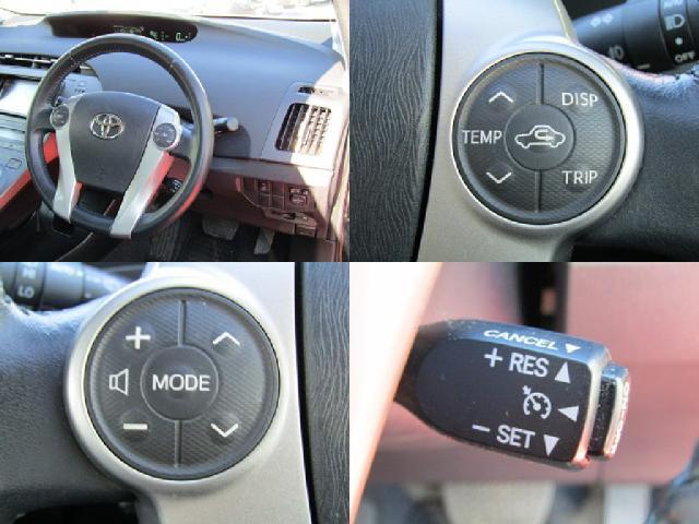 トヨタ プリウス G フルセグメモリーナビBカメラETCキーフリーHID