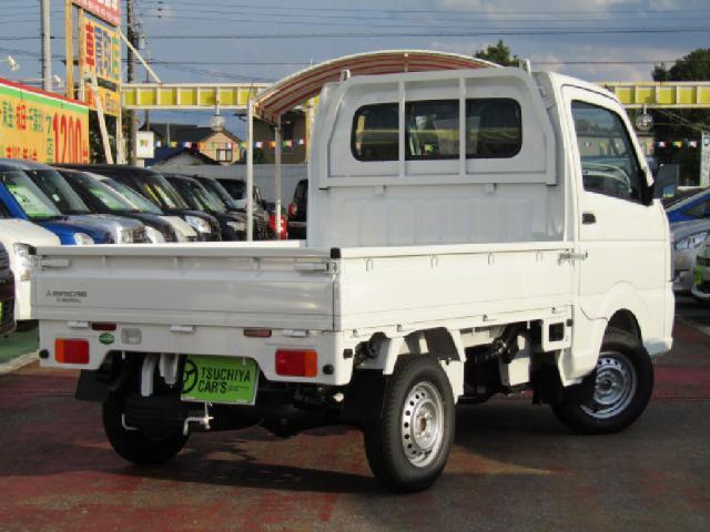 4WD M 届出済未使用車 パワステ エアコン 4WD(2枚目)
