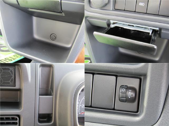 4WD M 届出済未使用車 パワステ エアコン 4WD(10枚目)
