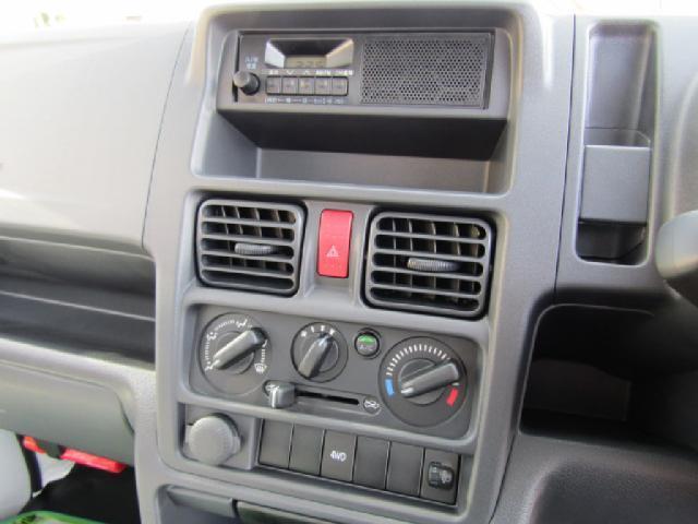 4WD M 届出済未使用車 パワステ エアコン 4WD(12枚目)