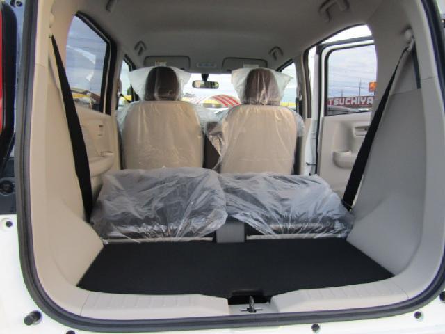 M 届出済未使用車 キーレス ベンチシート(24枚目)