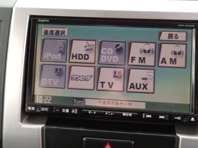 RR-DI 地デジHDDナビHIDキーレス4WDターボ シートヒーター(18枚目)