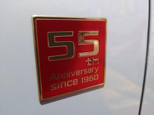 デラックス55thアニバーサリーゴールドエディション 1オーナー キーレス パワーウィンドー プライバシーガラス(11枚目)
