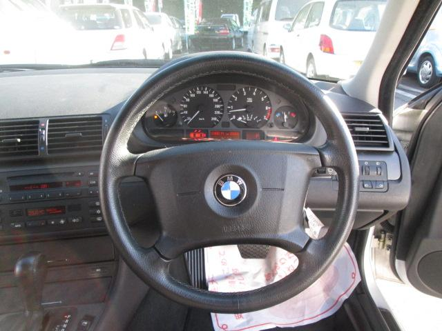BMW BMW 318i タイミングチェーンEg CD オートAC ETC