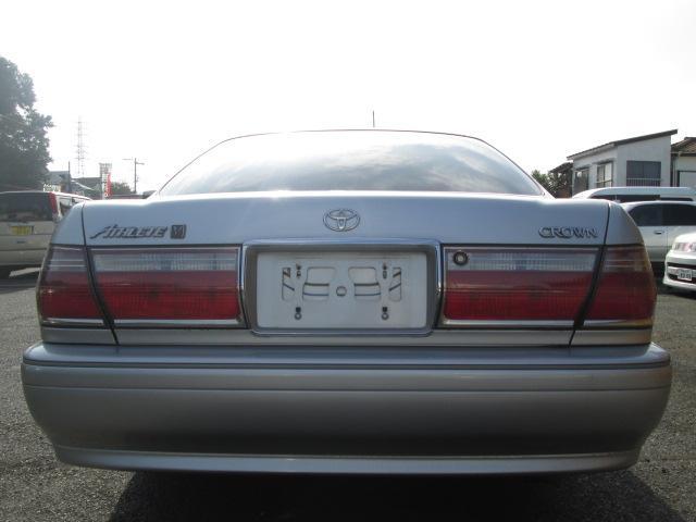 トヨタ クラウン アスリートV ナビ ETC ターボ 280馬