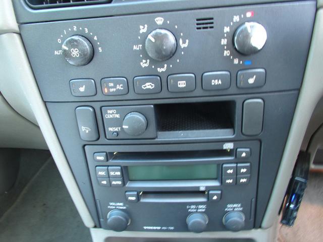 ボルボ ボルボ S40 クラシック ターボ 5AT FF フルエアロ アルミ ナビ