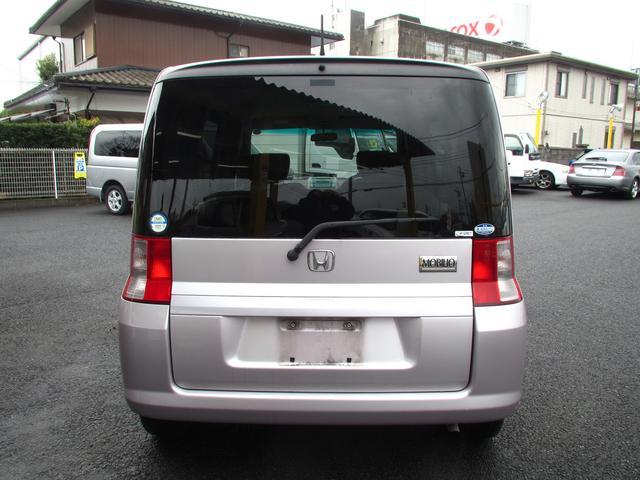 ホンダ モビリオ A CD ETC HID ベンチシート スライドドア 7人乗