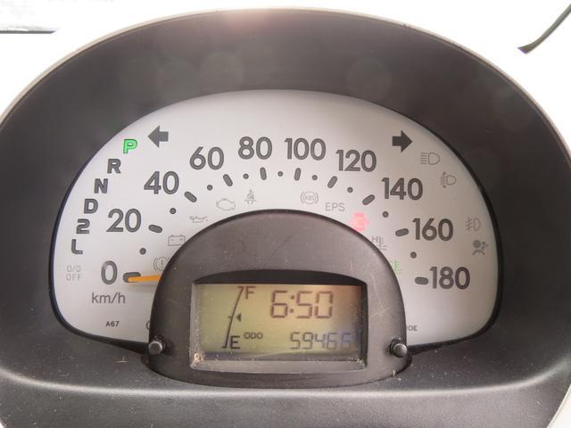 トヨタ パッソ X CD キーレス WSRS ABS