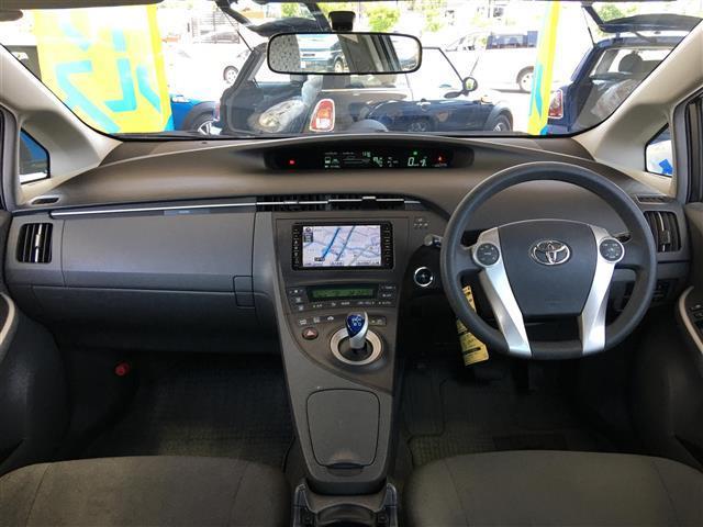 トヨタ プリウス S ワンオーナー HDDナビ バックカメラ スマートキー