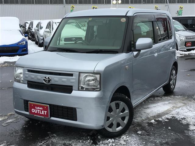 トヨタ ピクシススペース L ワンオーナー 純正CD 夏タイヤセット