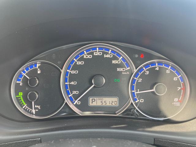 2.0GT 4WD/SDナビ/AM/FM/フルセグテレビ/バックカメラ/社外ETC/パドルシフト/SI-DRIVE/純正16AW/ラジアルタイヤ積込/横滑防止/盗難防止装置/純正フロアマット(21枚目)