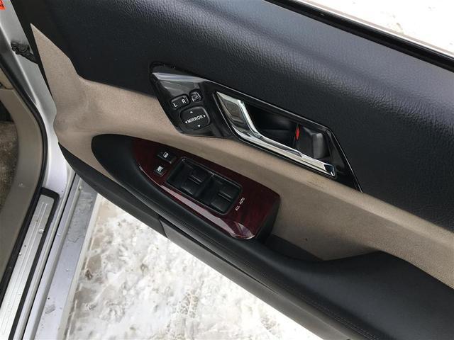 トヨタ マークX 250G Four Fパッケージ タイミングチェーン式