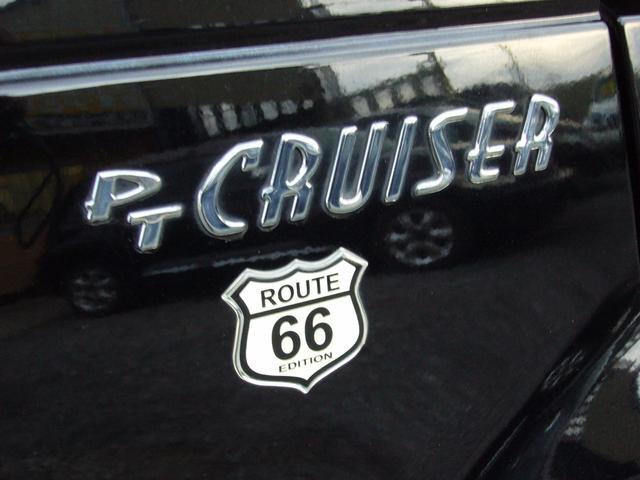 クライスラー クライスラー PTクルーザー ルート66特別限定車・限定カラー キャリパー パワーシート