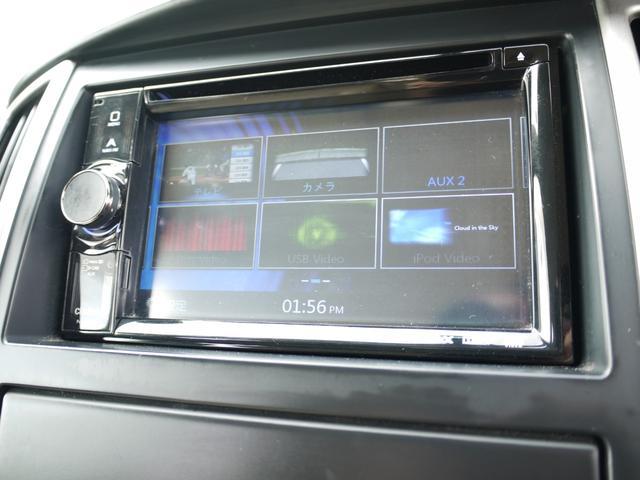 日産 セレナ 20G 車いす移動福祉車両 バックモニター