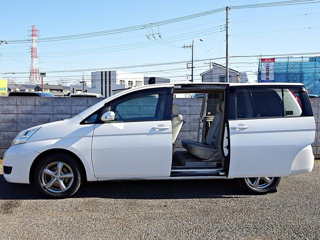 トヨタ アイシス L Gエディション 禁煙車 HDDナビ フルセグ Bカメラ