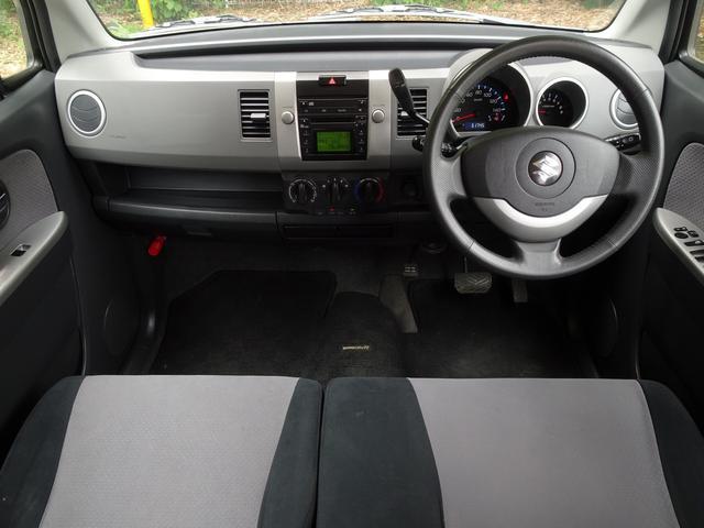 スズキ ワゴンR FX-S LTD タイヤ9分山 スマートキー エアロ CD
