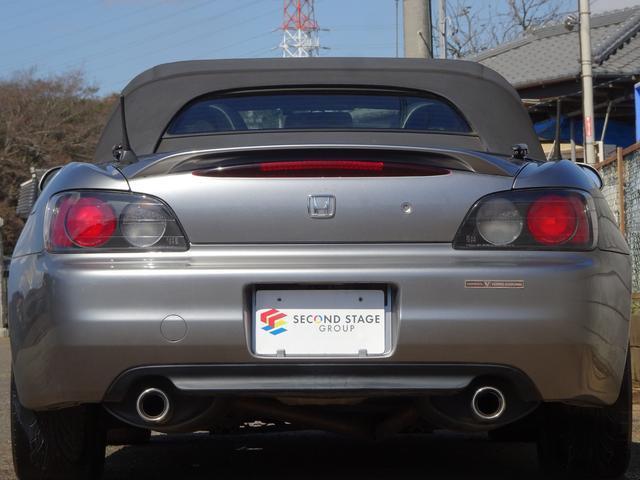 ホンダ S2000 ベース 6MT シンクロドライブ 本革シート 純正BBS