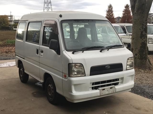 「スバル」「サンバーバン」「軽自動車」「東京都」の中古車3