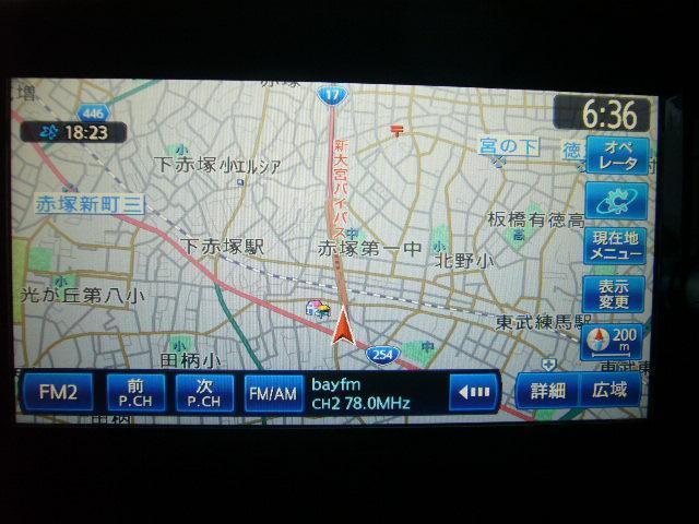 15X Mセレクション フルセグナビ バックカメラ ETC(10枚目)