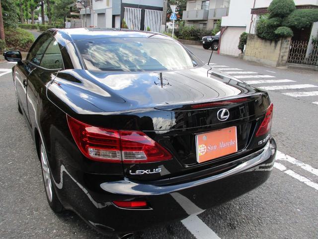 「レクサス」「IS」「オープンカー」「東京都」の中古車52
