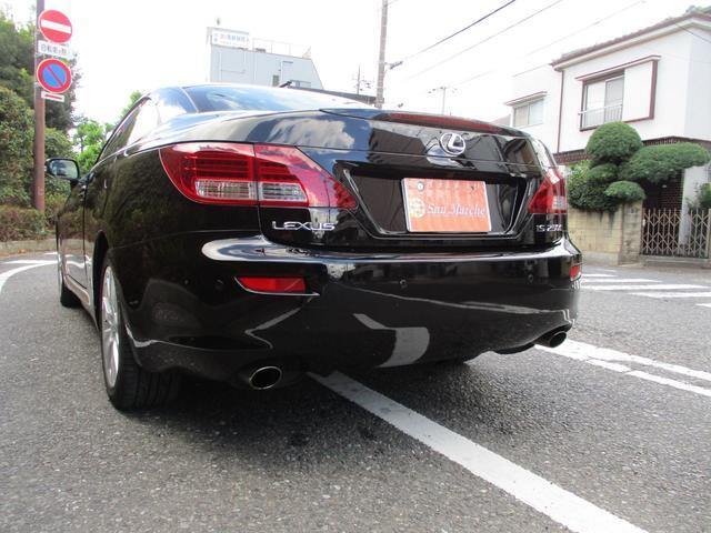 「レクサス」「IS」「オープンカー」「東京都」の中古車54
