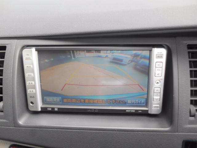 トヨタ アイシス プラタナ 片側電動 ナビ Bカメ ETC HID キーレス