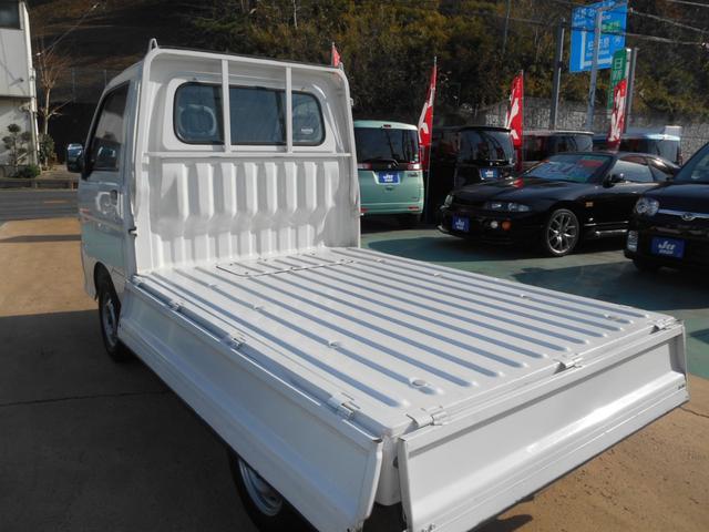 ダイハツ ハイゼットトラック 4WD パワステ エアコン 3方開