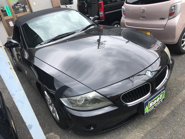 「BMW」「BMW Z4」「オープンカー」「神奈川県」の中古車4