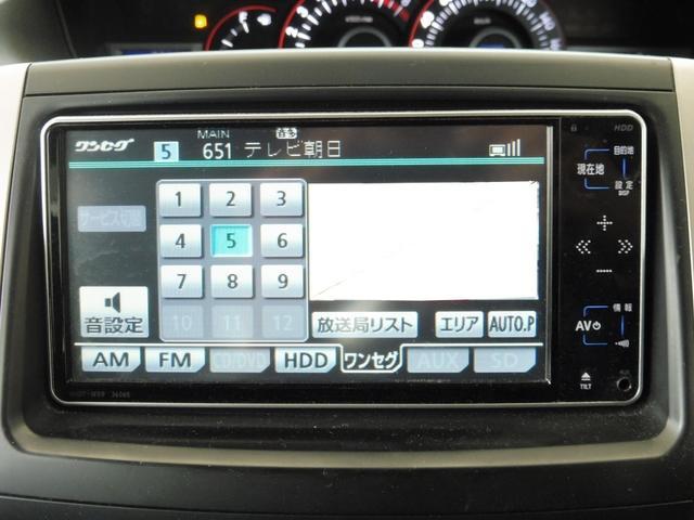 ZS 煌II  HDDナビ 地デジ Bカメラ 両側パワスラ(11枚目)