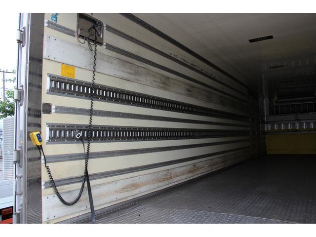 冷蔵冷凍車 パワーゲート付 7速MT(12枚目)
