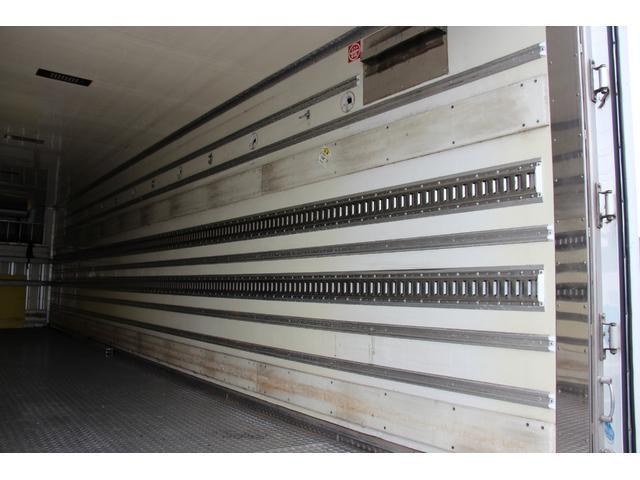 冷蔵冷凍車 パワーゲート付 7速MT(13枚目)