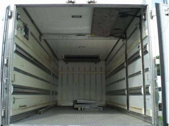 三菱ふそう ファイター 冷凍車 二室二層 格納パワーゲート