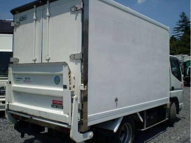 冷蔵冷凍車 パワーゲート 3t 3トン (2枚目)