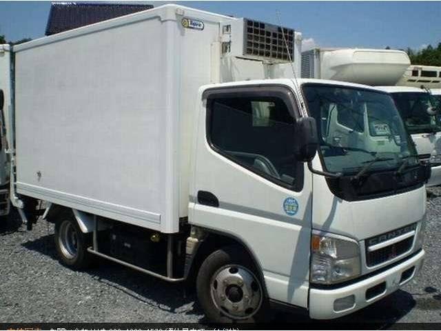 冷蔵冷凍車 パワーゲート 3t 3トン (3枚目)