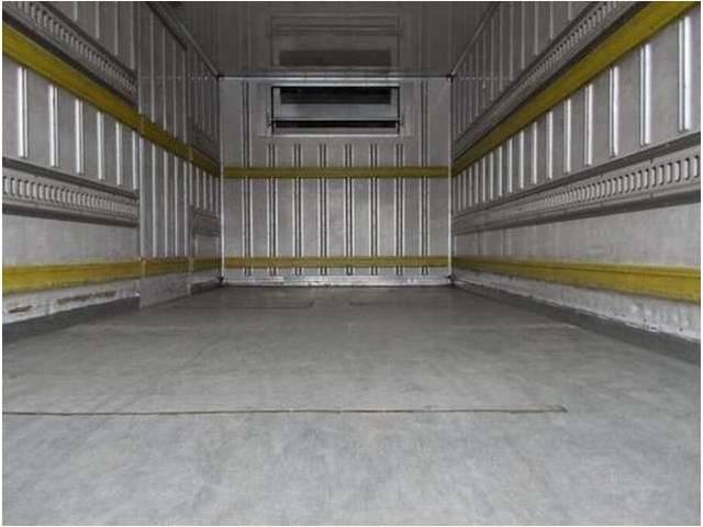 冷凍車 ワイド ロング 格納パワーゲート(3枚目)