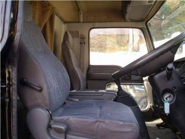 いすゞ フォワード 低温冷凍車 ワイド 格納パワーゲート
