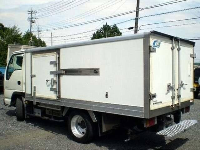 中温冷凍車 屋根高 2t(5枚目)