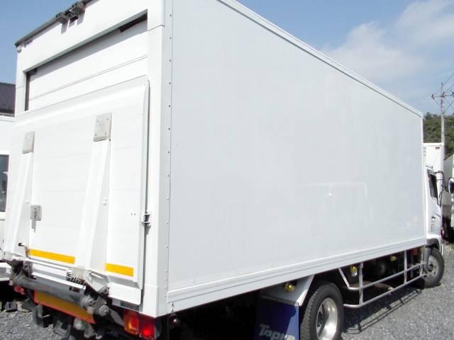 冷凍車 冷蔵車 冷温 シャッター パワーゲート トープレ(4枚目)