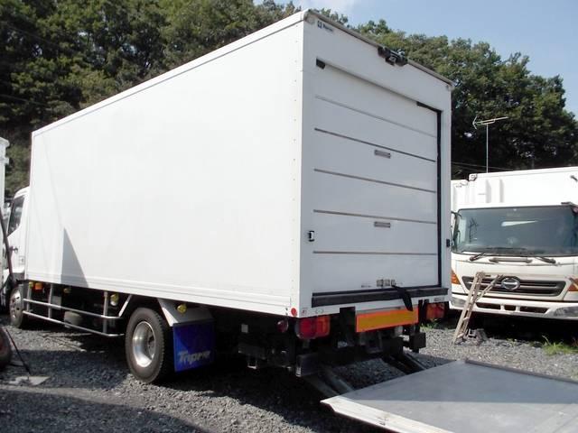 冷凍車 冷蔵車 冷温 シャッター パワーゲート トープレ(6枚目)