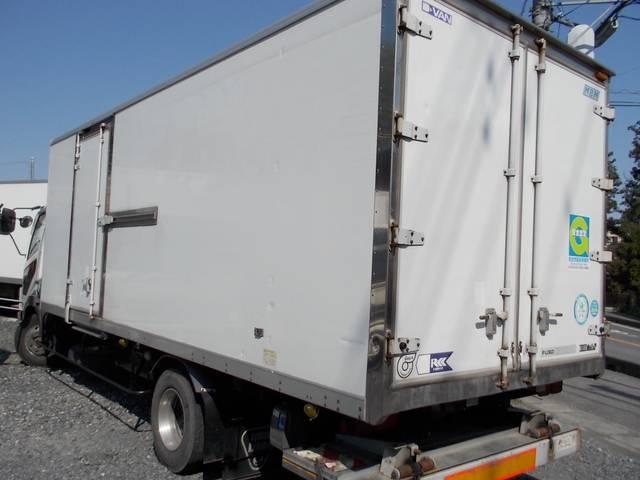 冷凍冷蔵車 低温 冷凍 格納ゲート 首都圏乗り入れ可能 (3枚目)