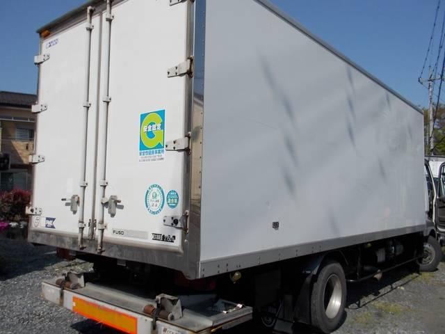 冷凍冷蔵車 低温 冷凍 格納ゲート 首都圏乗り入れ可能 (4枚目)