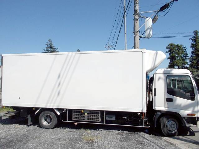冷蔵冷凍車 格納ゲート ロング 低温 冷凍車 格納式PG(4枚目)