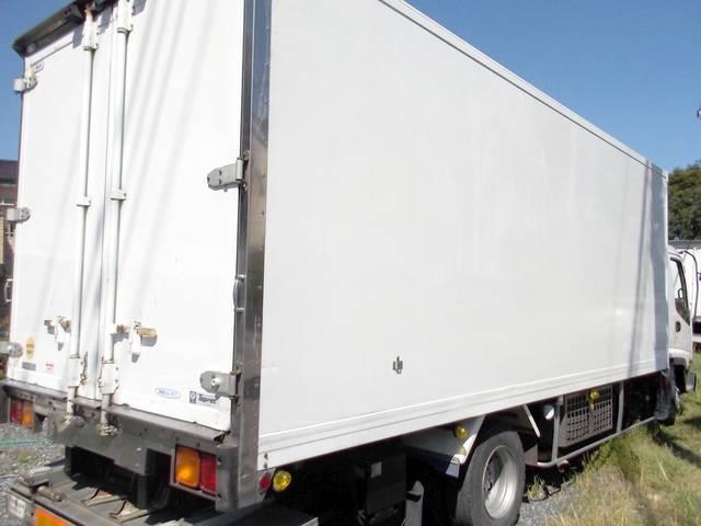 冷蔵冷凍車 格納ゲート ロング 低温 冷凍車 格納式PG(5枚目)