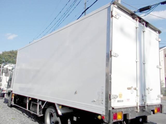 冷蔵冷凍車 格納ゲート ロング 低温 冷凍車 格納式PG(6枚目)