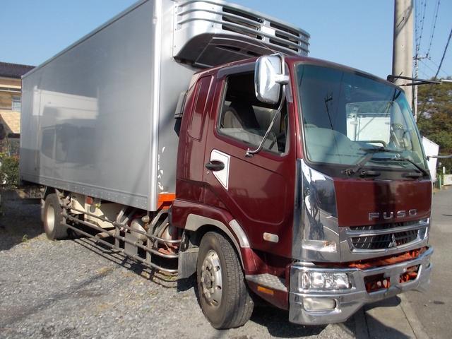 増トン 冷凍冷蔵車 7トン 冷凍車 エアサス スタンバイ(2枚目)